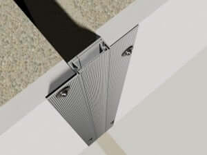 profil de dilatatie perete si tavan