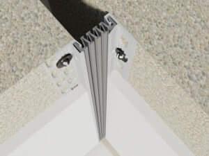 profile de dilatatie de colt perete si tavan
