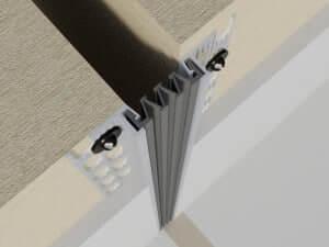profile dilatatie pereti si tavane